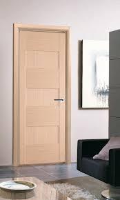 Oak Interior Doors Dominika Bleached Oak Interior Door With Bronze Glass