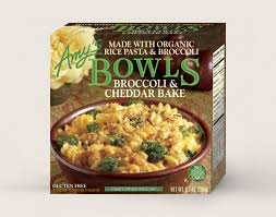 amy u0027s kitchen amy u0027s broccoli and cheddar bake bowl
