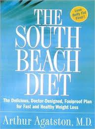 the south beach diet by arthur agatston