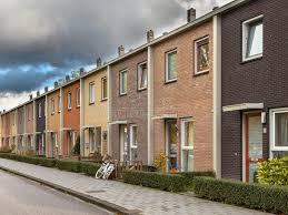 european style houses european style terrace houses stock photos image 35597253