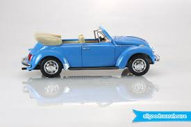 vintage convertible volkswagen beetle convertible vw bug classic 1 24 scale die cast