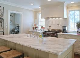 best kitchen counter material with modern kitchen island design
