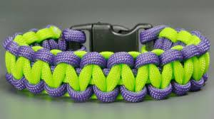 cobra bracelet images How to make basic cobra paracord bracelet with buckles jpg
