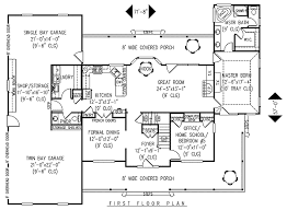 five bedroom home plans one story 5 bedroom house floor plans house plans