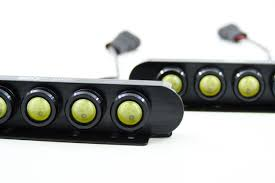 morimoto x drl 5 led daytime running lights the retrofit source