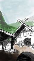 sketch a building by angsie on deviantart