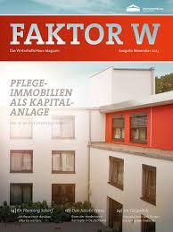 Wer M Hte Ein Haus Kaufen Pflegeimmobilien Als Kapitalanlage Kaufen Wirtschaftshaus