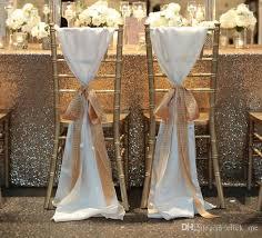 wedding bows for chairs wedding chair sashes kylaza nardi
