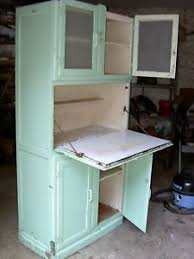 1950s vintage kitchen larder cupboard cabinet kitchenette - 1950s Kitchen Furniture