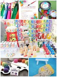 what a cute idea for a kid u0027s birthday party inspiration board