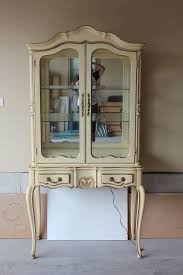 Curio Cabinets Pair 1b Antique French Curio Cabinet Antique Furnitures