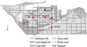 San Francisco Liquefaction Map by Cpt Based Evaluation Of Liquefaction Potential Accounting For Soil