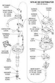 chevy hei distributor wiring diagram on gm hei coil in distributor