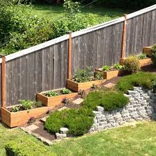Sloped Garden Design Ideas Landscaping Ideas For A Sloped Backyard Heritagegalleryoflace