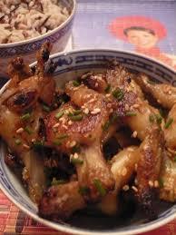 cuisiner cuisses de grenouilles surgel馥s cuisses de grenouilles caramélisées à la chinoise a vos fourchettes