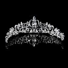 wedding tiara tinksky wedding tiara rhinestones bridal