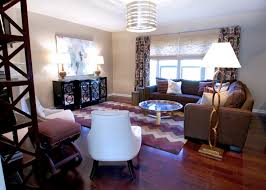 purple livingroom brown and purple living room contemporary living room and