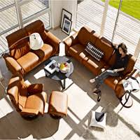 Ekornes Sectional Sofa Ekornes Stressless Shop Recliners Sofas Sectionals