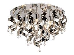 conforama luminaire cuisine lustre 5 les louis chrome vente de lustre et suspension