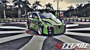 kereta volkswagen wallpaper highest quality car modified galeri kereta green dragon myvi 3 hi