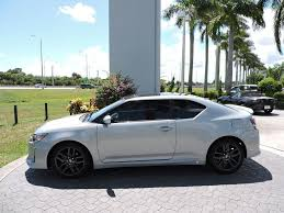 2014 used scion tc 2dr hb at at royal palm nissan serving palm