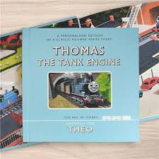 the tank engine classic railway series personalised book