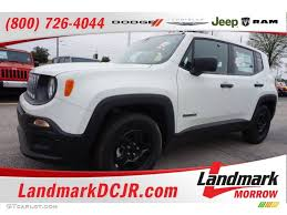 jeep renegade white 2015 alpine white jeep renegade sport 102729789 gtcarlot com