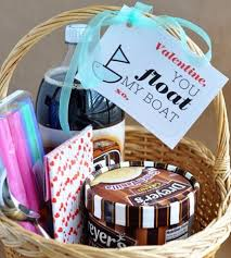 date gift basket ideas 10 sweet s day gift ideas for him