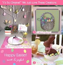 Easter Themed Table Decorations by Flower Garden Decor For A Chic Easter Bridal Shower Unique