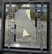 accessories wonderful white stained glass window in black iron