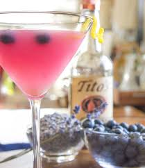 lavender cocktail fresh blueberry and lavender cocktail recipe what u0027s cooking