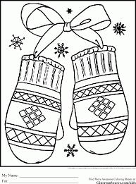 winter coloring pages for adults coloring pages kids collection