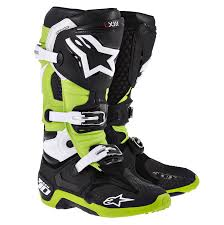 volcom motocross gear alpinestars tech 10 boots boot reviews comparisons specs