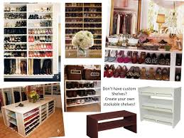 Clothes Storage Ideas For Small Spaces Shoe Storage Ideas For Small Spaces Pinterest Home Design Ideas