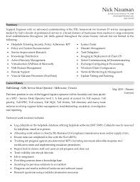 Example Resume Australia by Download Developer Support Engineer Sample Resume