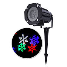 Outdoor Moving Lights by Aliexpress Com Buy Outdoor Snowflake Lights Waterproof Led
