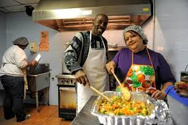 bronx soup kitchen keeps dignity on the menu ny daily news