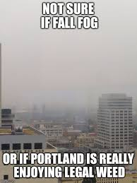 Not Sure If Meme Maker - portland this morning imgflip