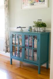 Small White Storage Cabinet by Spectacular Dining Room Cabinets For Storage With Turquoise