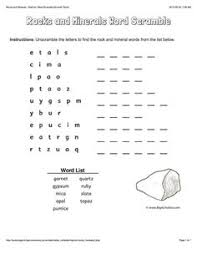 independence day word scramble with party hats 4 levels of