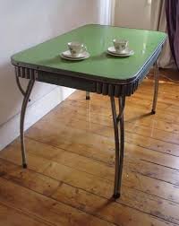 kitchen furniture melbourne vintage retro chrome laminex 50s 60s kitchen dining table