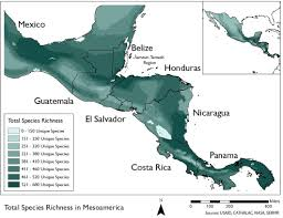 Mexico Climate Map by Why Central America And Mexico Ecologic Development Fund
