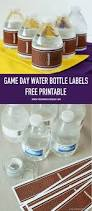 that u0027s what che said football water bottle labels that u0027s