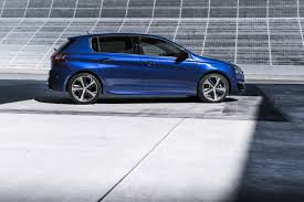 peugeot blue a french affair 2017 peugeot 308 gt line review carmagram