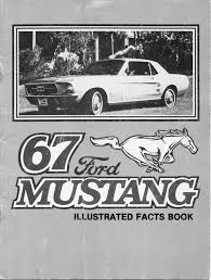 ford mustang ad 1967 mustang