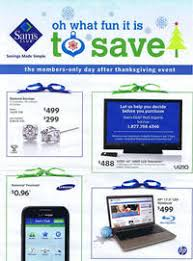 sam s club black friday 2017