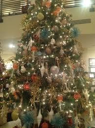 christmas trees and beautiful holidays displays amy u0027s creative