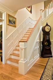 Box Stairs Design Cool Unique Wall Clocks Decorating Ideas For Staircase Traditional