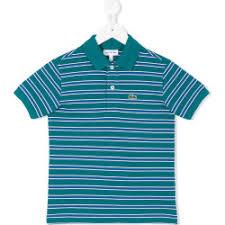 lacoste bureau 302 found lacoste lacoste striped polo shirt blue bargain bro
