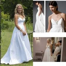 27 dresses wedding 2015 fashion tess wedding dress in 27 dresses 2 custom